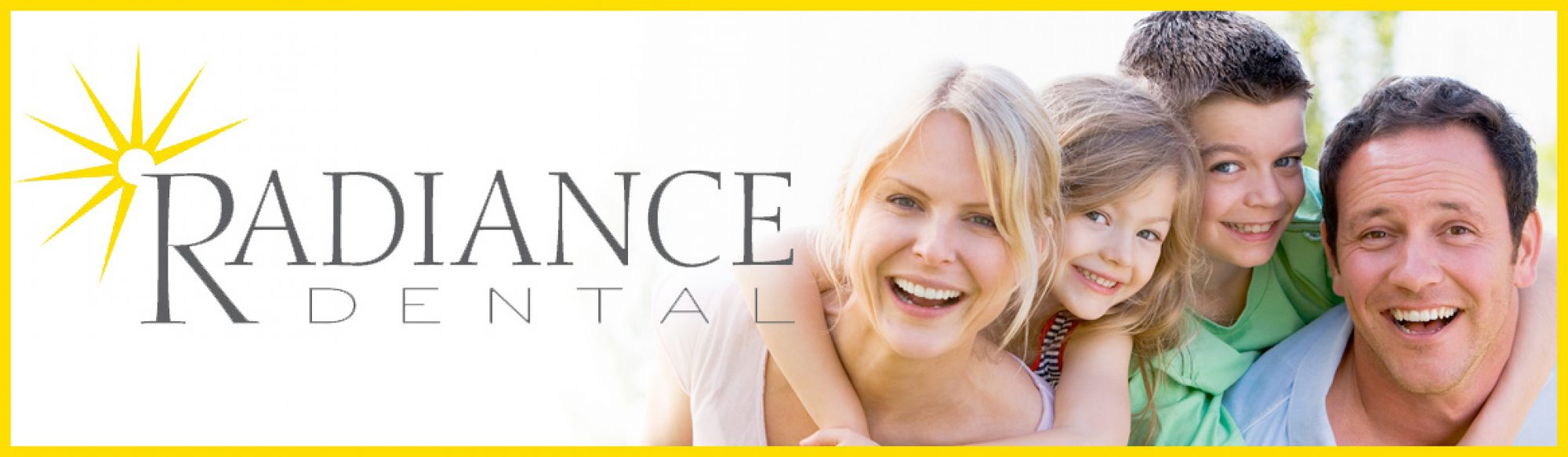 Creating Healthy RADIANT Smiles